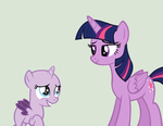 Twilight's Daughter/Sister/Little Friend Base by slitherfang