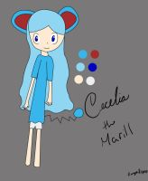 Cecelia Ref and Info by RangerSteph21