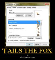 Tails Cursors by SpringsTS