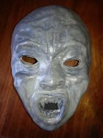 Weeping angel mask by DesignKReations