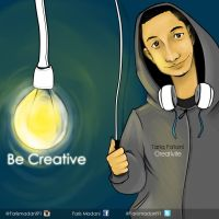 Be Creative by parish91
