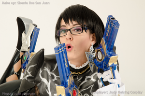 Bayonetta 2 cosplay - May I shoot you? by JudyHelsing