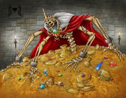 Lord Emperor Greed by Heart0fInk
