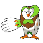 Dartrix sprite by Profkrd