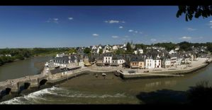 port d'Auray by tiquitiqui