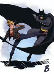 B for Buffy and Batman by ChateNoire