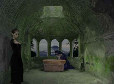 Cistern of Tears by astralpackrat