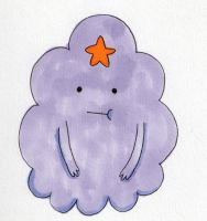Lumpy space princess by Brokii