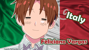 [APH] Italy (Feliciano Vargas) Wallpaper by LuvOshawott