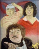 Nacho Libre by LnknPrk7Snoopy