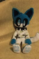 Loan Shark Plushie 2 by SmilehKitteh