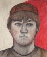 Another Self Portrait by BChapman