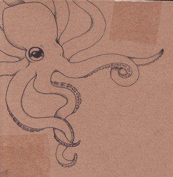 Octopus by Flying-Glove