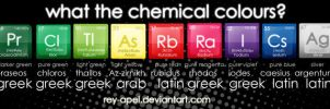Chemical Colours by rey-apel