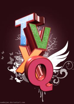 TVXQ 3D TEXT by OumBoJae