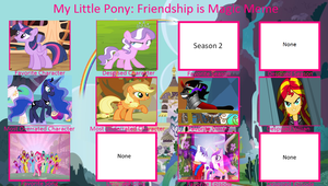 My Little Pony Controversy Meme by YugiohPonyAvengers