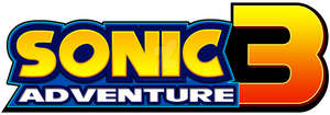 Sonic Adventure 3 Logo by Sonicguru