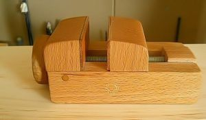 ShopMade Carving Vice by cocobolo