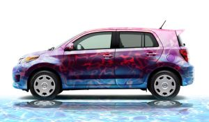 Scion Xd Liquid by torchdesigns