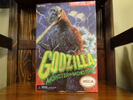 NECA NES Godzilla #1 by SpaceG92