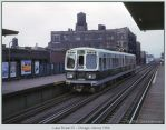Lake Street El by classictrains