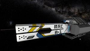 M.A.C. Station WIP by Dimcreaper