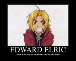 Edward Elric Cuteness by Lady-Koisuki