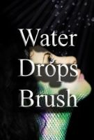 Water Drops Brush by Beautifulworld-stock