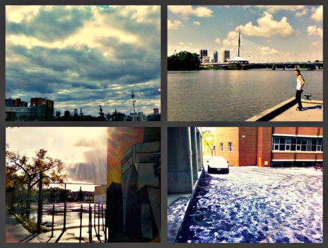Winnipeg Collage 2 by WithDoubt-Purpose