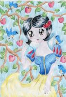 Snow White by someauzziechick