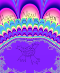 Happy New Year 2015 by mizzzjulie