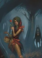 Red Riding Hood by Pa-Go