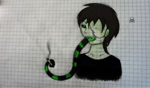 Left 4 Dead  Sarapen Drawing by Kalix5