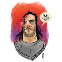 The Hound by Hado-Land
