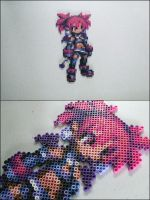 Etna from Disgaea bead sprite by 8bitcraft