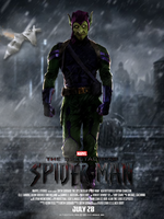 Marvel's SPIDER-MAN - POSTER: GREEN GOBLIN by MrSteiners