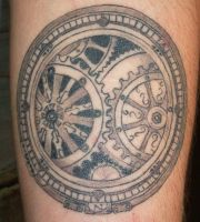 Steam Punk Compass by Furious247