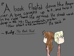 Aph The Book Thief by ChibiMeowz