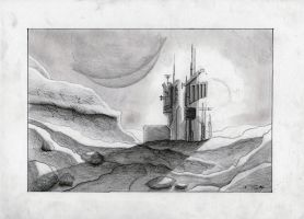 Offworld Outpost by Souptra