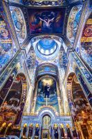 St Volodymyr's Cathedral by Brute-ua