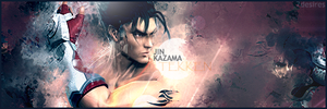 Jin Kazama Signature by 7desires