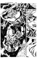 Miss Marvel 28 Pg 09 Inks by Mariah-Benes