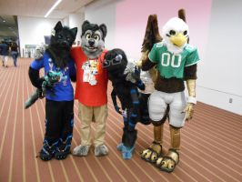 Pheagle at AC - 3/29: Phoebus, Sultz, and Hakul by Pheagle-Adler