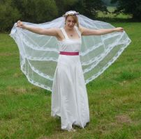 bride on a field 7 by indeed-stock