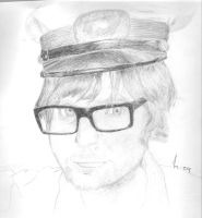 Ben Gibbard by Jophish126