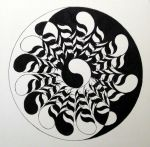 Shape studies: Illusion by InfinitysEnd
