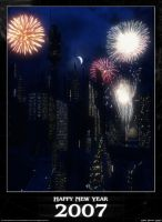 New Year Poster - TSW by Diston