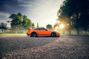 Veyrons for breakfast by oskarbakke