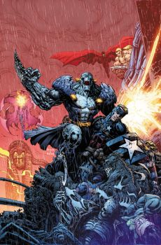 LORD HAVOK ISSUE 1 COVER by LiamSharp
