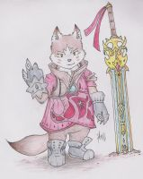 Tera online - Valliance by Dragon-Wish